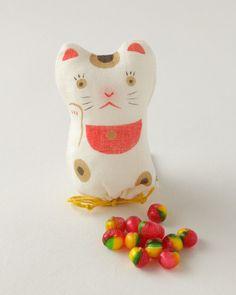 季節のおやつ 招き猫|日本市|中川政七商店公式通販サイト|中川政七商店公式通販