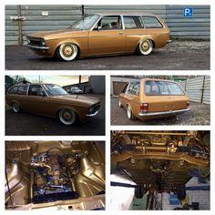 "Opel Kadett C Caravan, Airride, BBS 17"", Carporn"