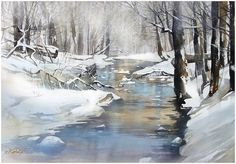 Keiko Tanabe is an award-winning watercolor artist. Description from sterkhovart.blogspot.ca. I searched for this on bing.com/images