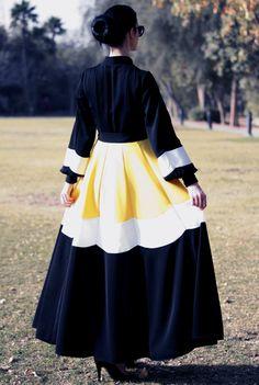 Dress plus size The Maternity Maxi Dresses – When Comfort Meets Style Daisy Abaya Dress – Black / Plus Size Maxi Dress / Black Yellow White Long Dress / Hijab Dress / Abaya Dress / Modest Dress / Church Dress Dress Plus Size, Plus Size Maxi Dresses, Modest Dresses, Hijab Dress, Dress Outfits, Fashion Outfits, Dress Muslimah, Maternity Fashion, Maternity Dresses