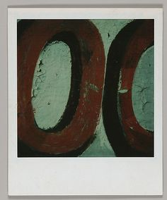 "Ticket Window, Detail of Sign Lettering: ""OO"", 1973-74"