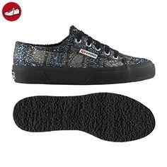 Superga Damen Sneakers, Blau / Eis, 39 EU - Superga schuhe (*Partner-Link)