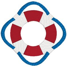 BUY 2 GET 1 FREE Filled Nautical Life Preserver by 21Reasons