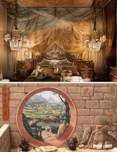 Trompe L'oeil: Artistic Wall Murals that Bend & Twist Reality | WebUrbanist