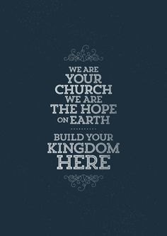 "Build Your Kingdom Here - The Rend Collective Experiment (Thankyou Music) [ 2011 ] From the album ""Homemade Worship by Handmade People"" by R..."