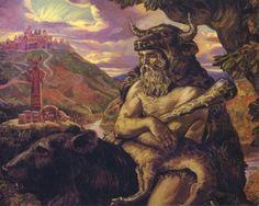 Amaethon, the Welsh god of agriculture, and the son of the goddess Dôn. His nam… – Norse Mythology-Vikings-Tattoo Russian Mythology, Celtic Mythology, Vikings, Eslava, World Mythology, Pagan Gods, Unexplained Mysteries, Gods And Goddesses, Ancient Greece