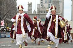 Mummers Day Parade 2013