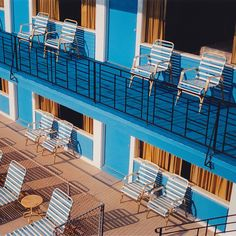 "Mark Havens' Out of Season photographs show Jersey Shore motels ""frozen in time"""
