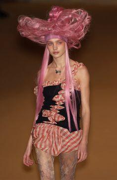 Jean Paul Gaultier at Paris Spring 2003