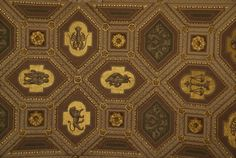 Zodiac on the ceiling, St. Western World, Medieval Manuscript, Budapest, Astronomy, Evolution, Zodiac, Projects To Try, Ceiling, Patterns