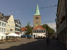 dorsten, germany | Dorsten, Markt