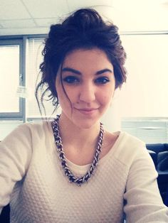 Celeste Buckingham-- An AMAZING singer and songwriter that I am obsessed with as of right now.