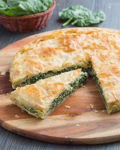 Ricotta, Spanakopita, Mole, Food And Drink, Veggies, Ethnic Recipes, Food Food, Party, Food Cakes