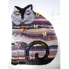 Kit mosaique Le chat