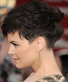 Resultado de imagem para Ginnifer Goodwin cabelo curto