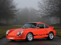 Porsche 911 Carrera RS 2.7 Light