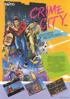 Crime City (Taito,19