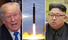 North Korea war THREAT: Trump will do everything 'necessary' to stop 'punk' Kim Jong-un