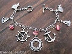 Amazing nautical charm braclet