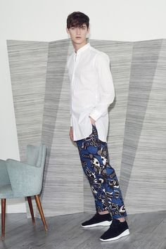 Paul & Joe Spring 2016 Menswear Collection - Vogue