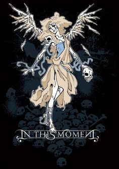 In this moment custom artwork