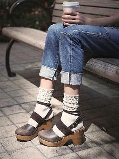 Belmont clogs free people by ava