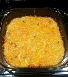 Cracker Barrel's Hash Browns Casserole