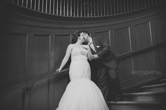 First Look Wedding Photography Black and White www.martindigital.co