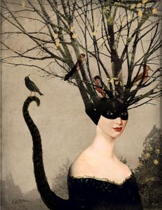 Meet the Catwoman.... by Catrin Welz-Stein