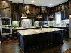 5 top tips for completely beautiful dream kitchen design | brown