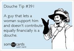 LEECH DOUCHE | I dated that douche™ .com