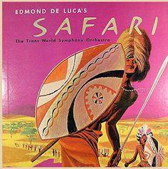Edmond De Luca - Safari (1958)