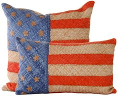 'merica | Faded Glory pillow