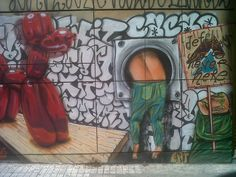 Street art in Athens