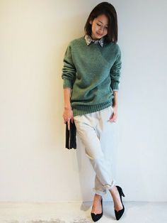 BEAUTY&YOUTH UNITED ARROWS|BEAUTY&YOUTH UNITED ARROWSさんのパンツを使ったコーディネート - ZOZOTOWN