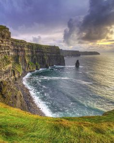 The Most Beautiful Places in Ireland: Cliffs of Moher, Co. Clare