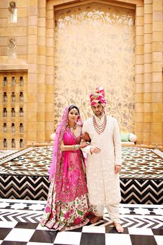 Destination Indian Wedding in Udaipur India on IndianWeddingSite.com