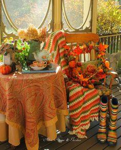 Aiken House & Gardens: Goodbye October