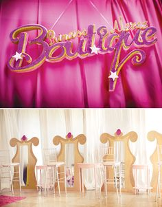 Beauty and the Beast Inspired Princess Party. This is for a little girl, but I love the Be Our Guest invitation idea