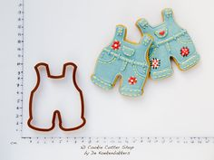 Overall Cookie Cutter