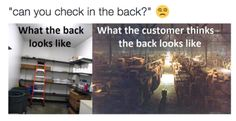 I don't work in customer service, and that is legit what I thought until I read this post