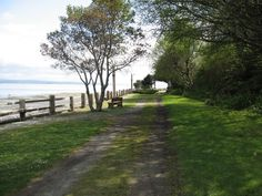 Whidbey Island, WA (Langley seawall)
