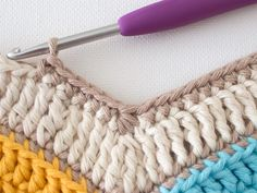 The hexagon is bang on trend right now, and this versatile motif can be used in a number of different projects. In this tutorial you will learn how to make a crochet hexagon table runner. If you've...