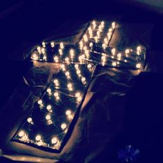 Creative prayer station - We are called to shine and this simple prayer activity reminds us of that using tealight candles and some tin foil. Each person lights a candle and reflects on their role in the church.