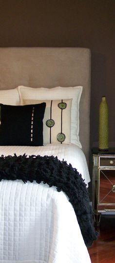 Lambswool Poppy Pillow