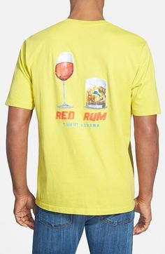 Men's Tommy Bahama 'Slow Your Roll' Original Fit Graphic T-Shirt