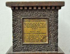 Memorial a David Livingstone, na Tanzânia.  Fotografia: Rod Waddington no Flickr.