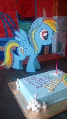 Muchas Little Pony Party Birthday Julai