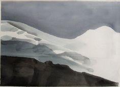 Phantom Glacier - Toni Onley