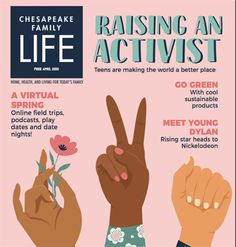 April 2020 Chesapeake Family Life issue